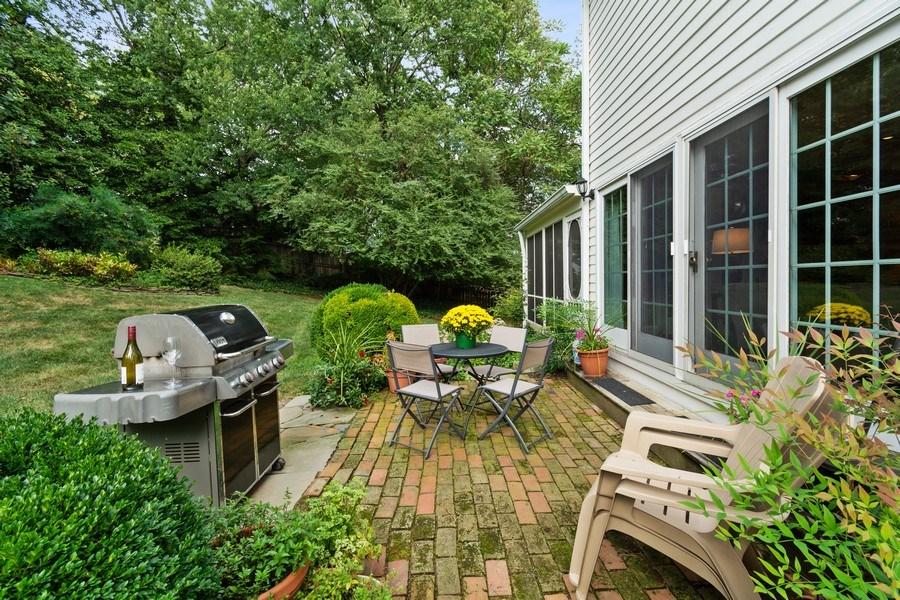 Real Estate Photography - 1401 Coventry Lane, Alexandria, VA, 22304 - Patio