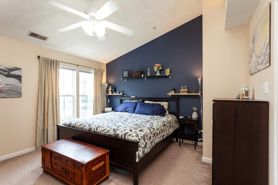 Real Estate Photography - 443 Foreland Garth, Abingdon, MD, 21009 - Master Bedroom