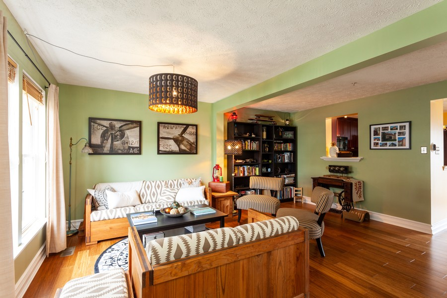 Real Estate Photography - 443 Foreland Garth, Abingdon, MD, 21009 - Living Room