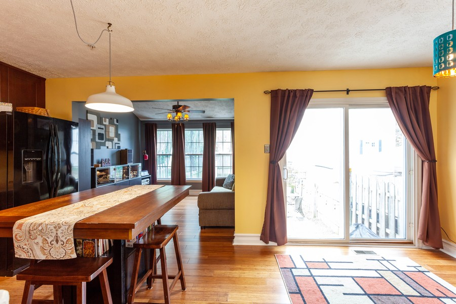 Real Estate Photography - 443 Foreland Garth, Abingdon, MD, 21009 - Kitchen / Breakfast Room