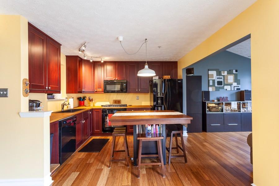Real Estate Photography - 443 Foreland Garth, Abingdon, MD, 21009 - Kitchen