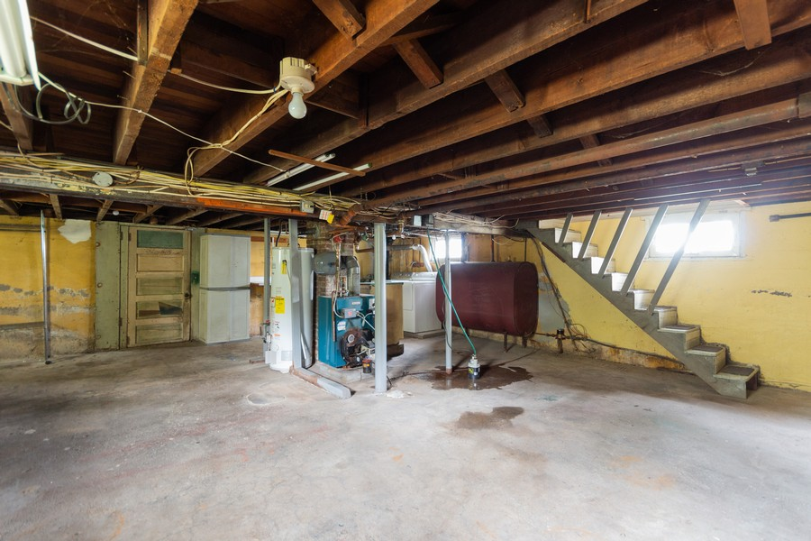 Real Estate Photography - 212 Willow Ave, Cornwall, NY, 12518 - Basement