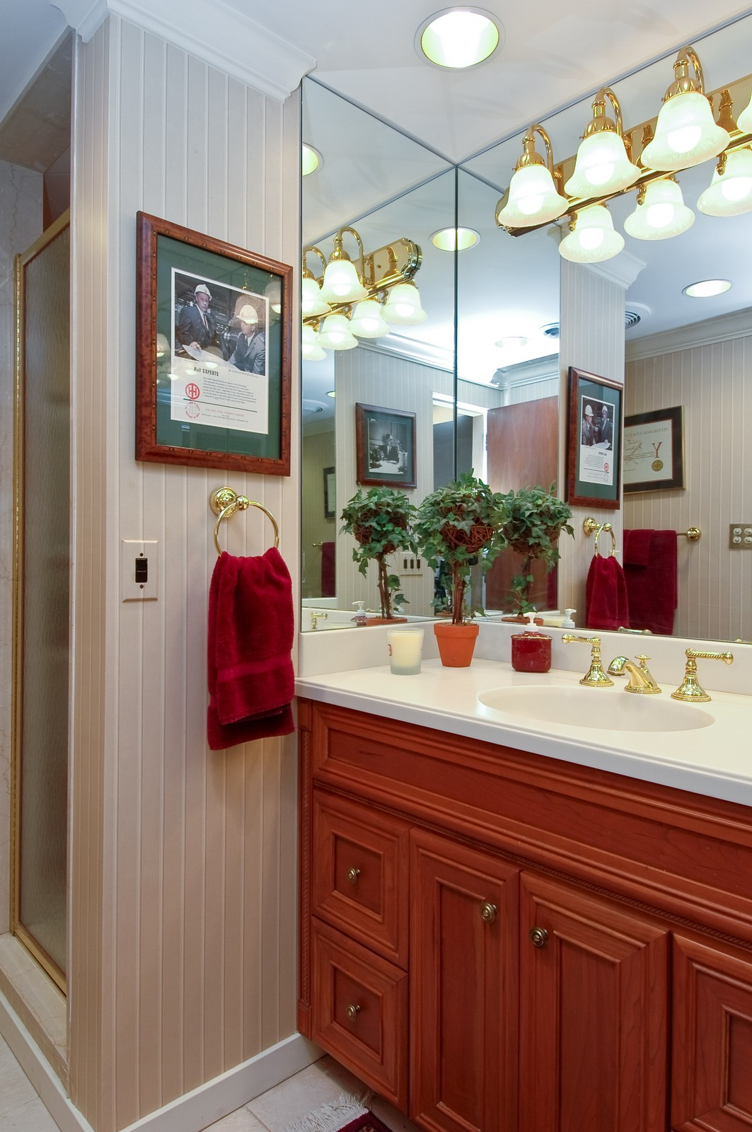 Real Estate Photography - 1700 Grandview Ave, Unit 603, Pittsburgh, PA, 15211 - Master Bathroom