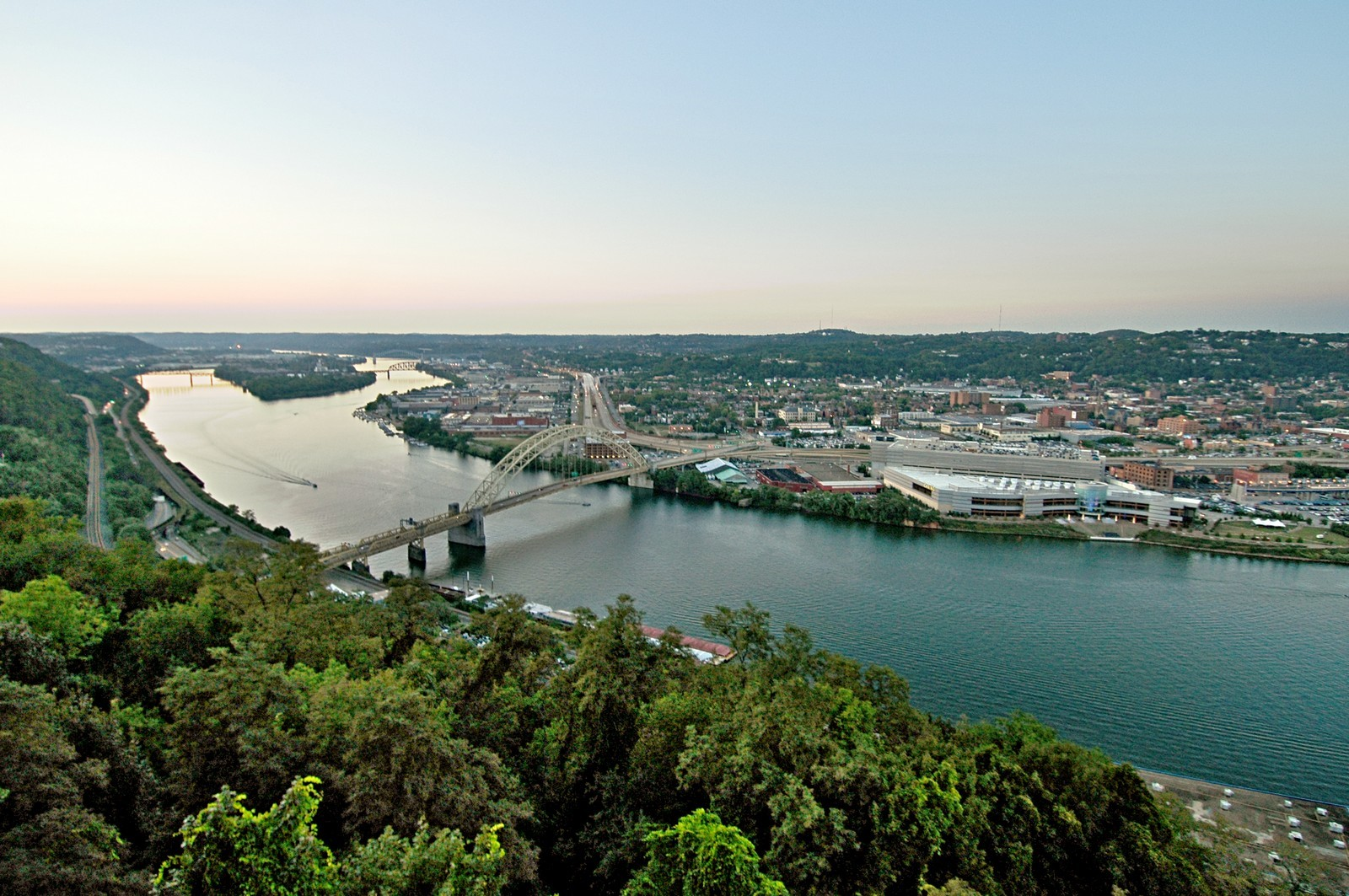 Real Estate Photography - 1700 Grandview Ave, Unit 603, Pittsburgh, PA, 15211 - View
