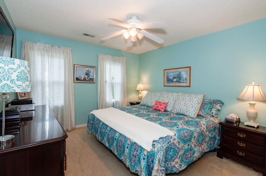 Real Estate Photography - 2100 Kilkenney Hill Rd, Matthews, NC, 28105 - 2nd Bedroom