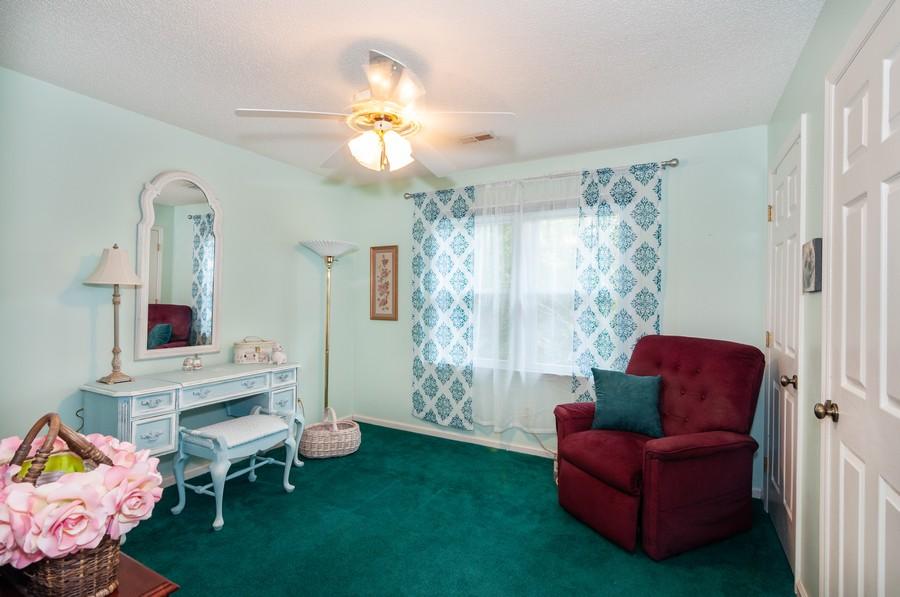 Real Estate Photography - 2100 Kilkenney Hill Rd, Matthews, NC, 28105 - 3rd Bedroom