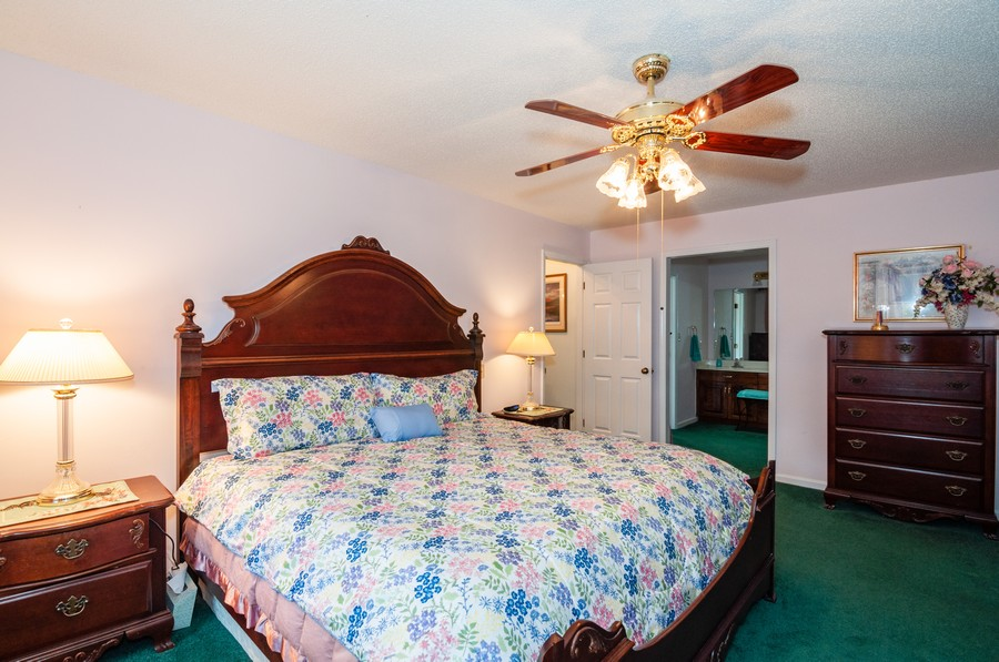 Real Estate Photography - 2100 Kilkenney Hill Rd, Matthews, NC, 28105 - Master Bedroom