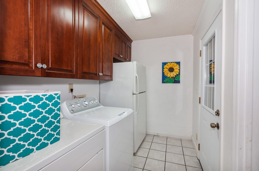 Real Estate Photography - 2100 Kilkenney Hill Rd, Matthews, NC, 28105 - Laundry Room