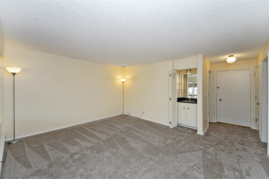 Real Estate Photography - 5620 200th St SW, unit B320, Lynnwood, WA, 98036 - Living Room
