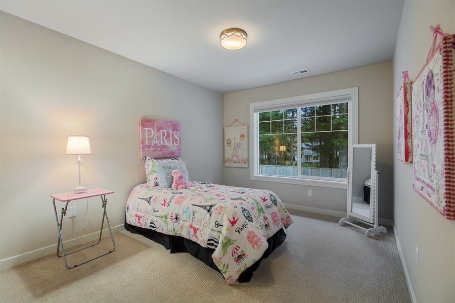 Real Estate Photography - 3580 SE 16th St, North Bend, WA, 98045 - 3rd Bedroom