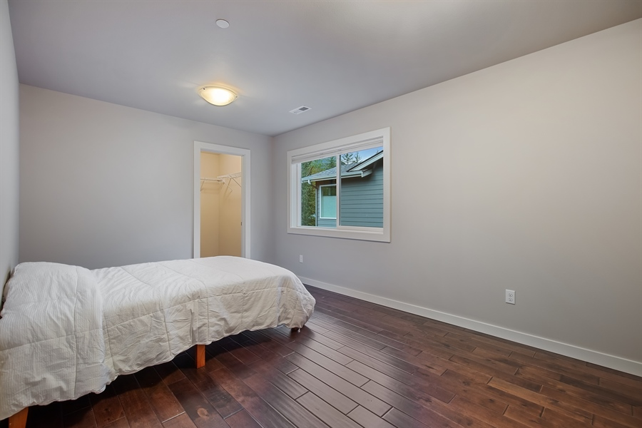 Real Estate Photography - 3580 SE 16th St, North Bend, WA, 98045 - 4th Bedroom