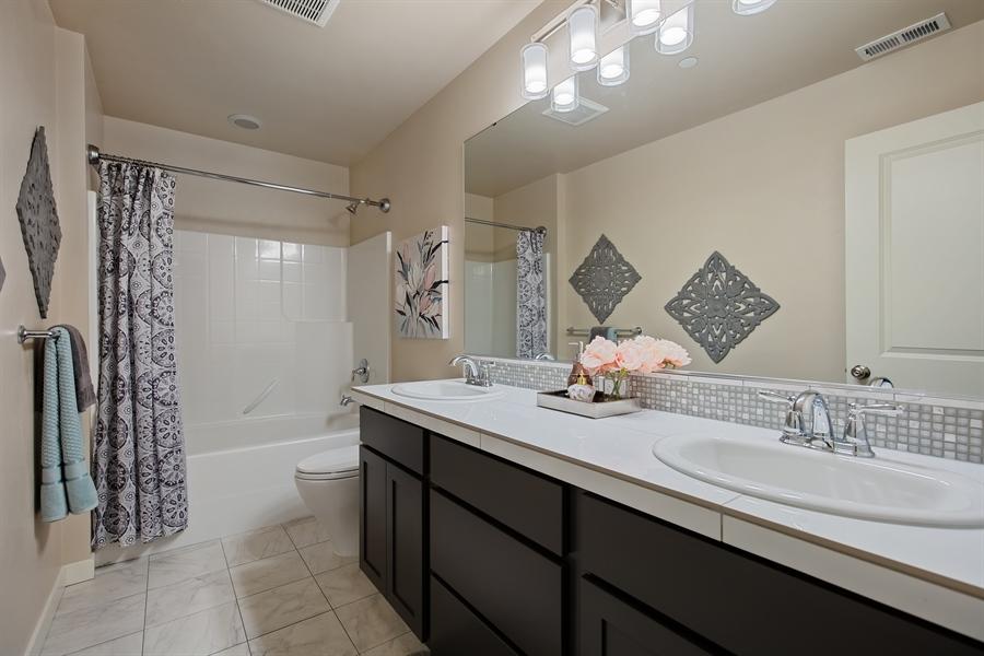 Real Estate Photography - 3580 SE 16th St, North Bend, WA, 98045 - Bathroom