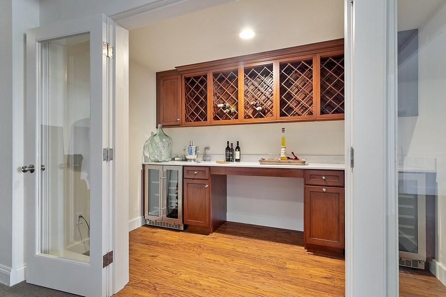 Real Estate Photography - 16480 Euclid Ave, Bainbridge Island, WA, 98110 - Media Room