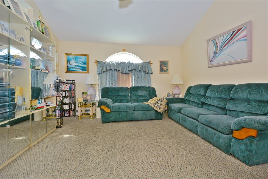 Real Estate Photography - 3 Tamarack, Central Islip, NY, 11722 - Family Room