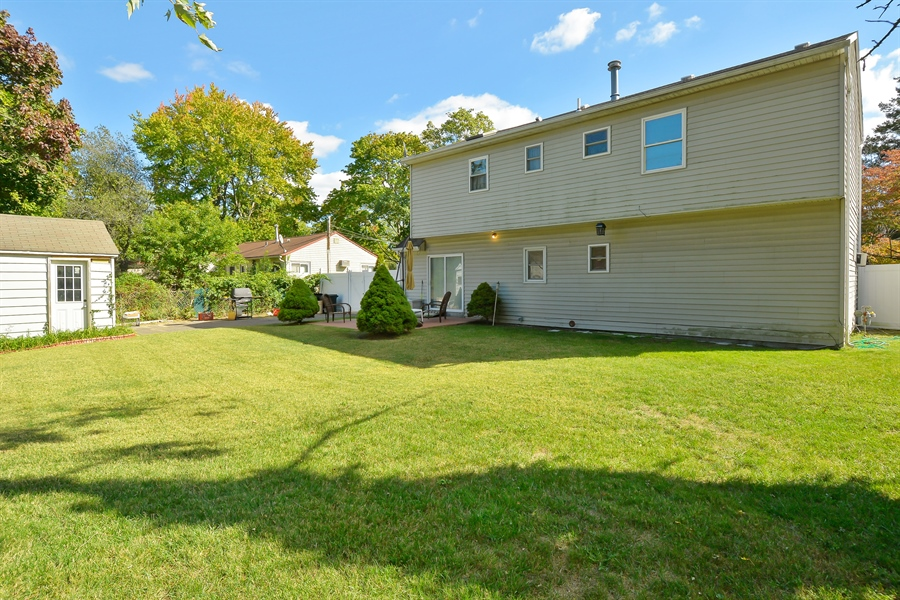 Real Estate Photography - 3 Tamarack, Central Islip, NY, 11722 - Rear View