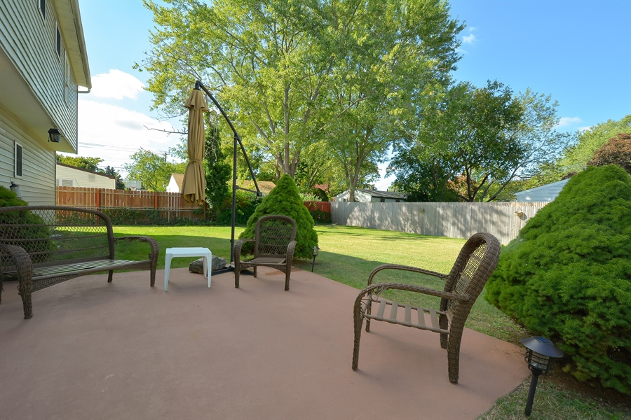 Real Estate Photography - 3 Tamarack, Central Islip, NY, 11722 - Patio