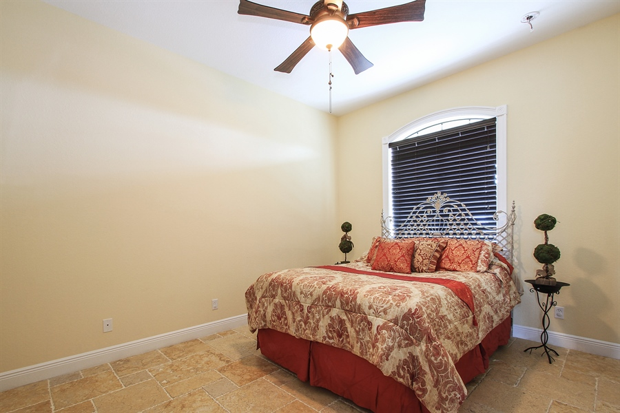 Real Estate Photography - 1930 SE 21st Ter, Cape Coral, FL, 33990 - One of six bedrooms