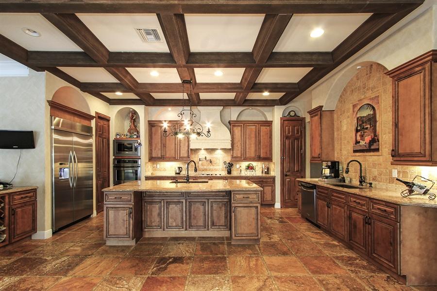 Real Estate Photography - 1930 SE 21st Ter, Cape Coral, FL, 33990 - Chef's Dream Kitchen