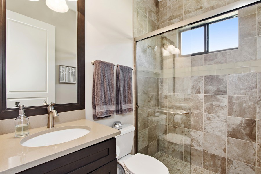 Real Estate Photography - 6751 Mossy Glen Drive, Ft. Myers, FL, 33908 - 3rd Bathroom