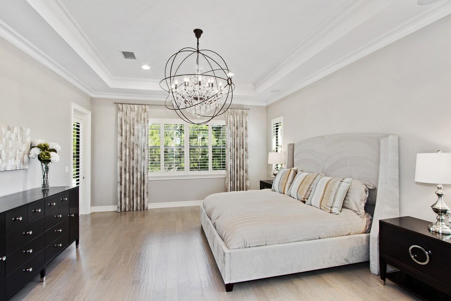 Real Estate Photography - 6751 Mossy Glen Drive, Ft. Myers, FL, 33908 - Master Bedroom