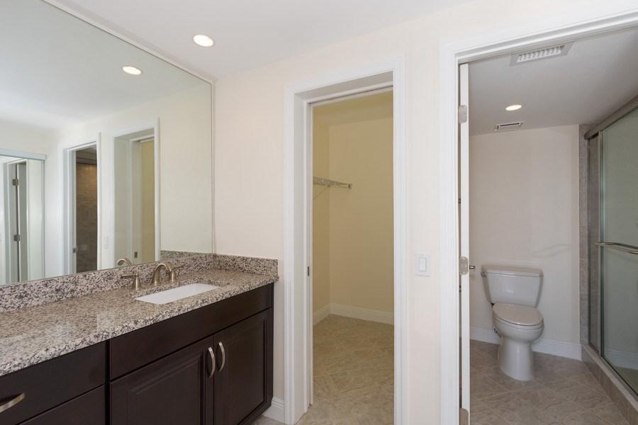 Real Estate Photography - 4263 Bay Beach Ln, #613, Fort Myers Beach, FL, 33931 - Master Bathroom