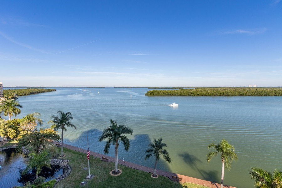 Real Estate Photography - 4263 Bay Beach Ln, #613, Fort Myers Beach, FL, 33931 - View