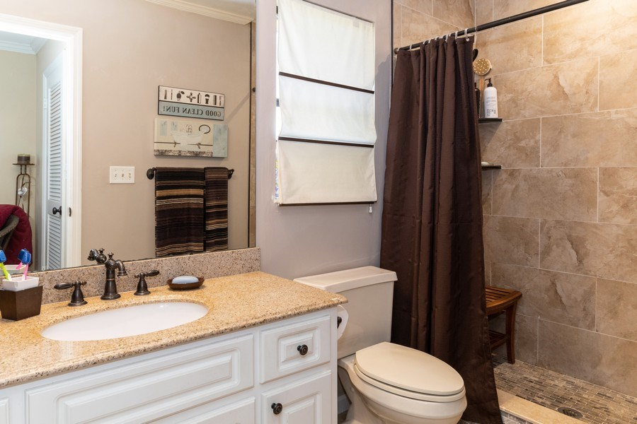 Real Estate Photography - 1518 Whiskey Creek Drive, Fort Myers, FL, 33919 - Master Bathroom