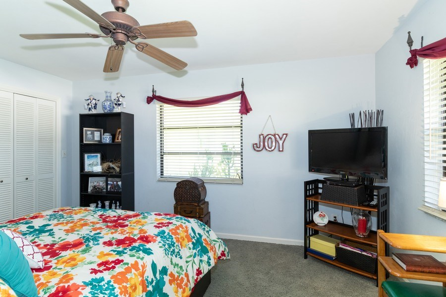 Real Estate Photography - 1518 Whiskey Creek Drive, Fort Myers, FL, 33919 - Bedroom