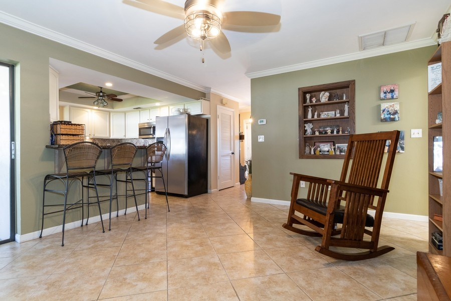 Real Estate Photography - 1518 Whiskey Creek Drive, Fort Myers, FL, 33919 - Family Room