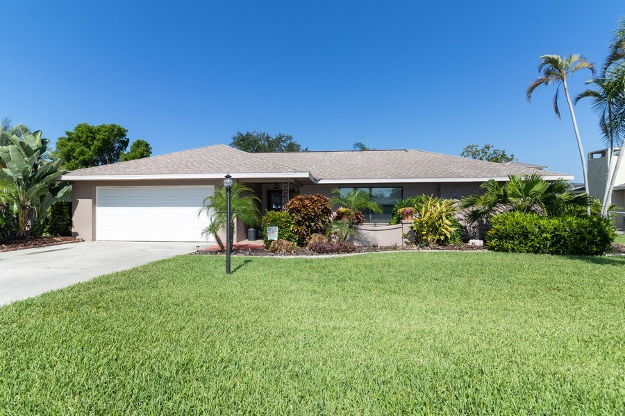 Real Estate Photography - 1518 Whiskey Creek Drive, Fort Myers, FL, 33919 - Front View