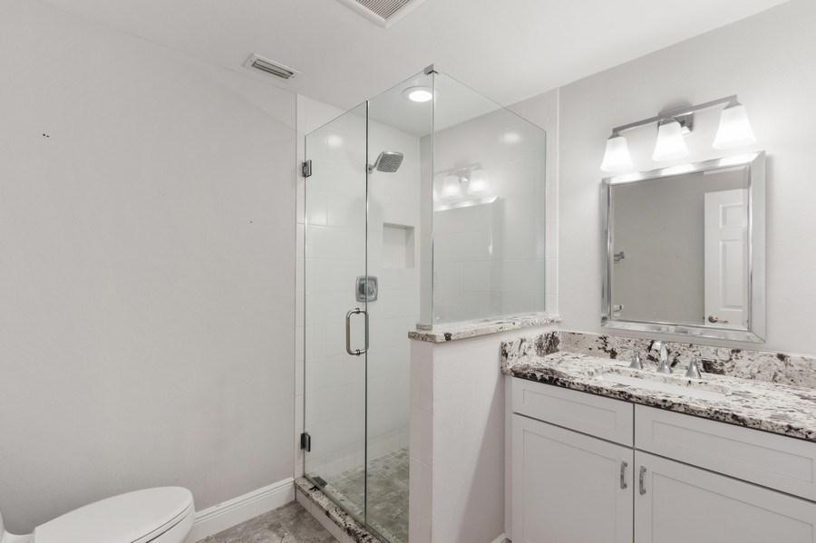 Real Estate Photography - 13502 Brynwood Lane, Ft. Myers, FL, 33912 - 3rd Bathroom