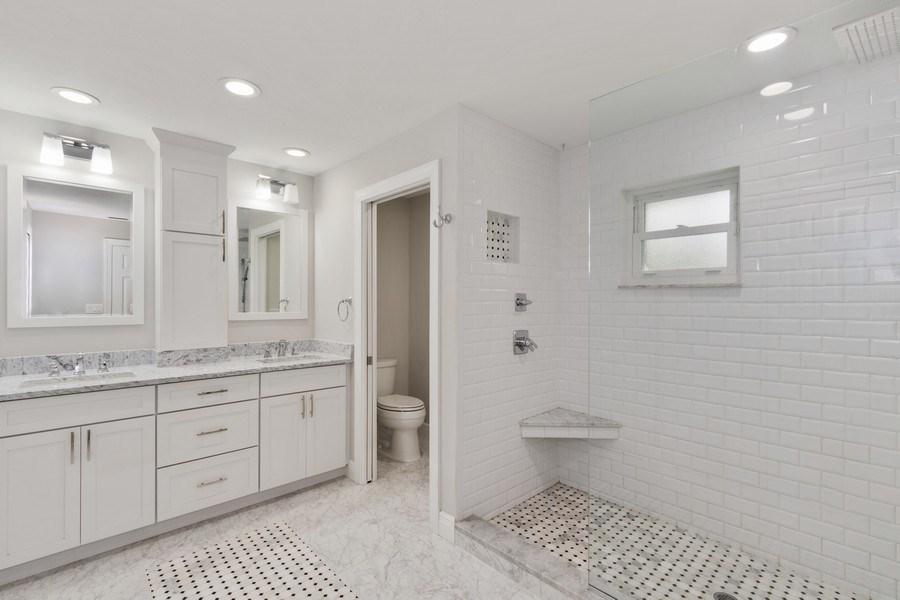 Real Estate Photography - 13502 Brynwood Lane, Ft. Myers, FL, 33912 - Master Bathroom