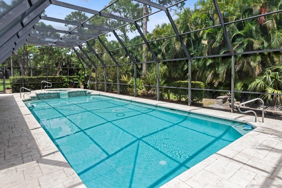Real Estate Photography - 13502 Brynwood Lane, Ft. Myers, FL, 33912 - Pool