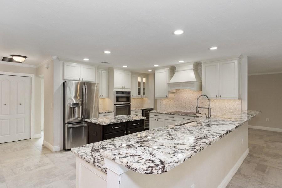 Real Estate Photography - 13502 Brynwood Lane, Ft. Myers, FL, 33912 - Kitchen