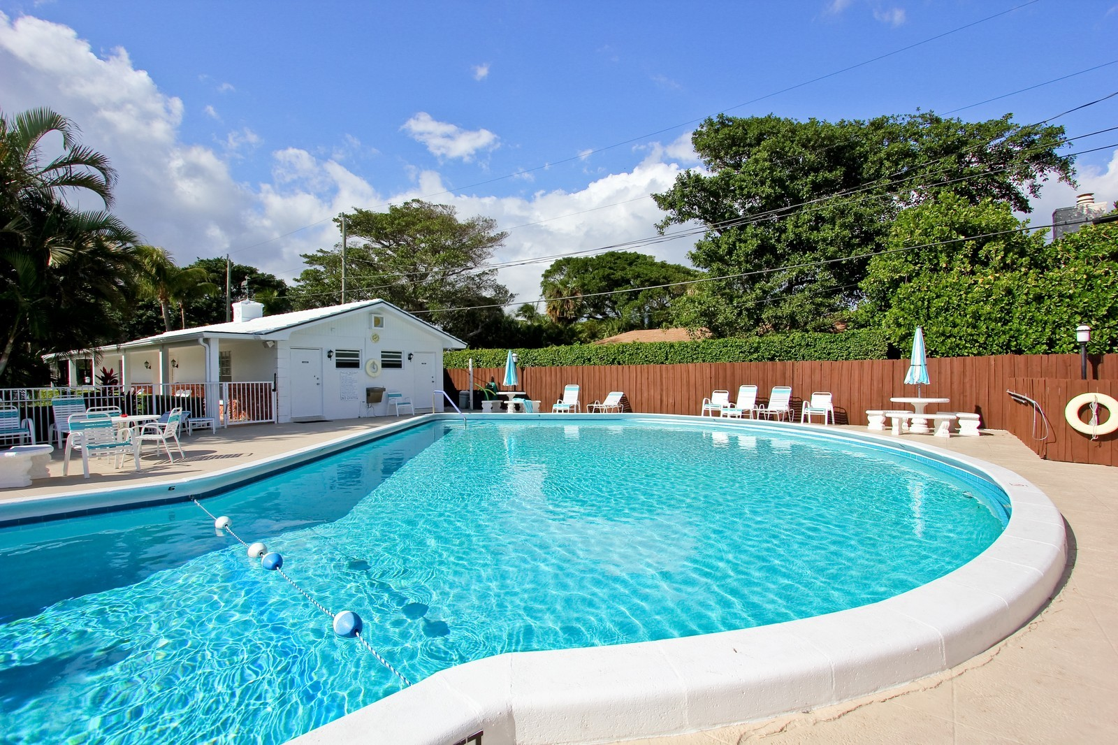 Real Estate Photography - 5505 N Ocean Blvd, 4-203, Ocean Ridge, FL, 33435 - Pool