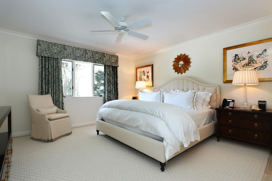 Real Estate Photography - 326 Via Linda, Palm Beach, FL, 33480 - 2nd Bedroom