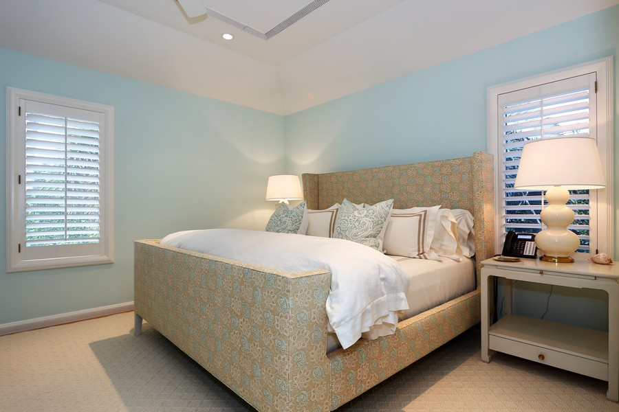 Real Estate Photography - 326 Via Linda, Palm Beach, FL, 33480 - 4th Bedroom
