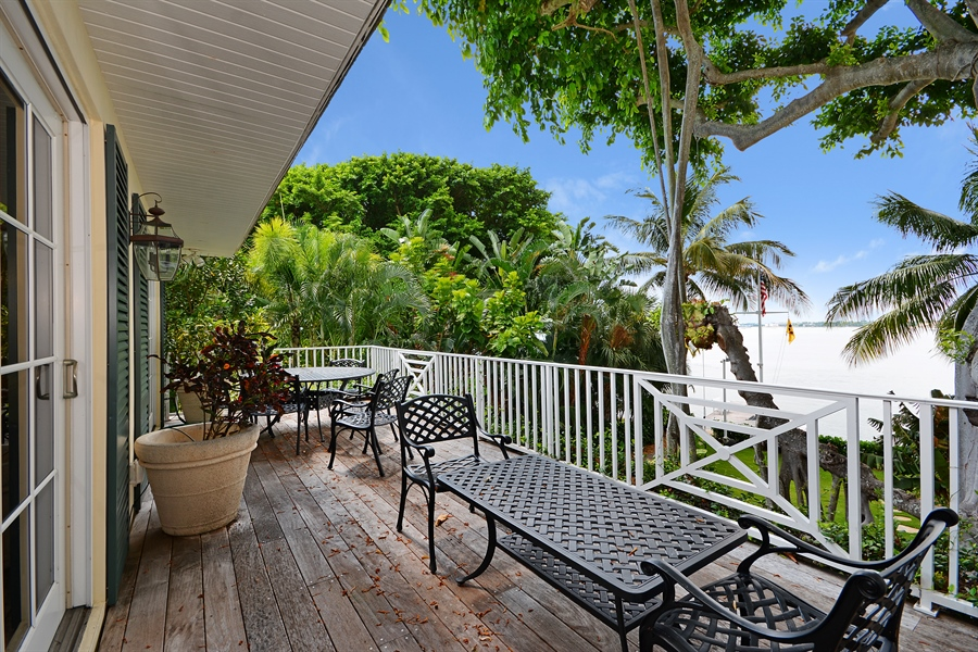 Real Estate Photography - 400 Caribbean, Palm Beach, FL, 33480 - View