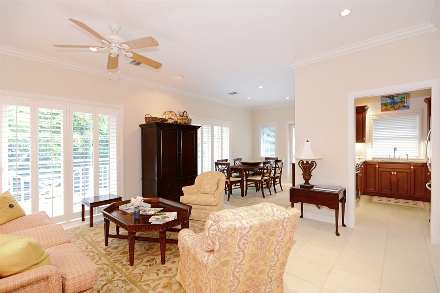 Real Estate Photography - 400 Caribbean, Palm Beach, FL, 33480 - Bonus Room