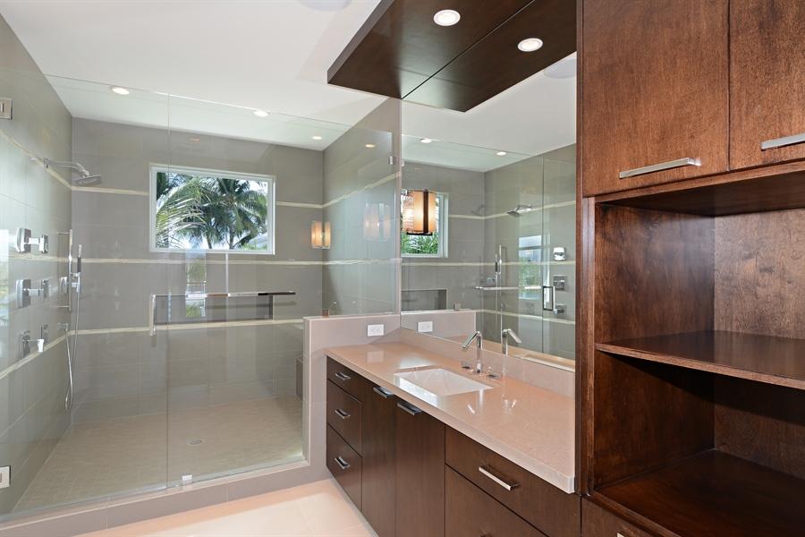 Real Estate Photography - 14490 Cypress Island Cir, Palm Beach Gardens, FL, 33410 - His bathroom