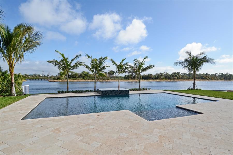 Real Estate Photography - 14490 Cypress Island Cir, Palm Beach Gardens, FL, 33410 - Pool