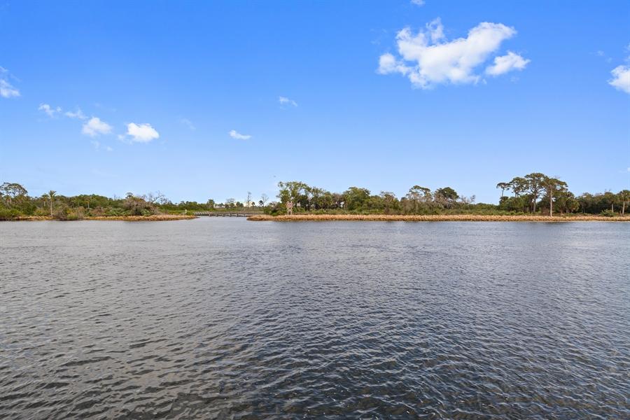 Real Estate Photography - 14490 Cypress Island Cir, Palm Beach Gardens, FL, 33410 - Rear View