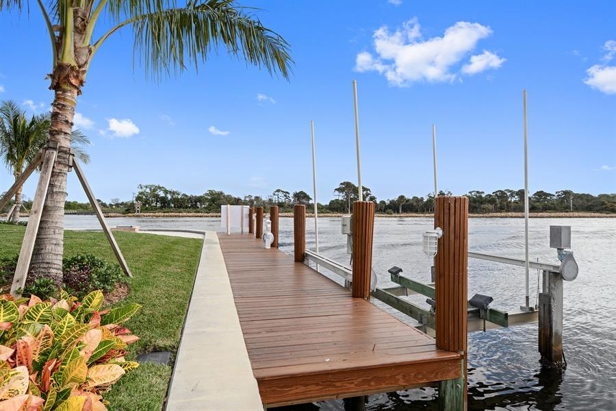 Real Estate Photography - 14490 Cypress Island Cir, Palm Beach Gardens, FL, 33410 - Deck