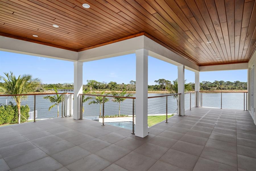 Real Estate Photography - 14490 Cypress Island Cir, Palm Beach Gardens, FL, 33410 - Patio
