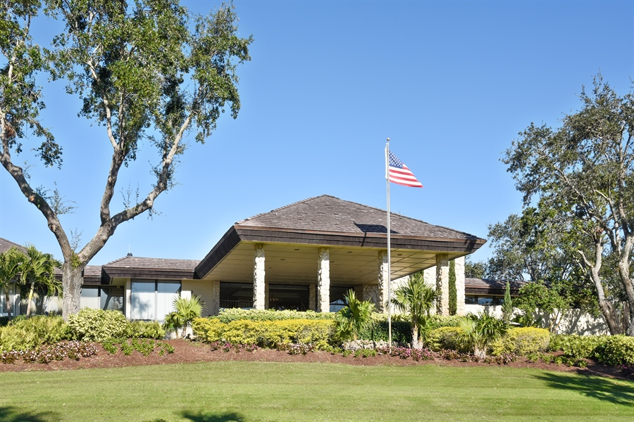 Real Estate Photography - 9111 Baybury Ln,, West Palm Beach, FL, 33411 - Clubhouse