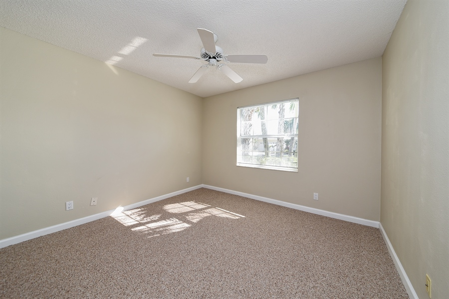 Real Estate Photography - 9111 Baybury Ln,, West Palm Beach, FL, 33411 - 3rd Bedroom