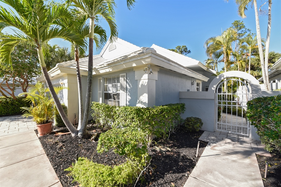 Real Estate Photography - 9111 Baybury Ln,, West Palm Beach, FL, 33411 - Front View
