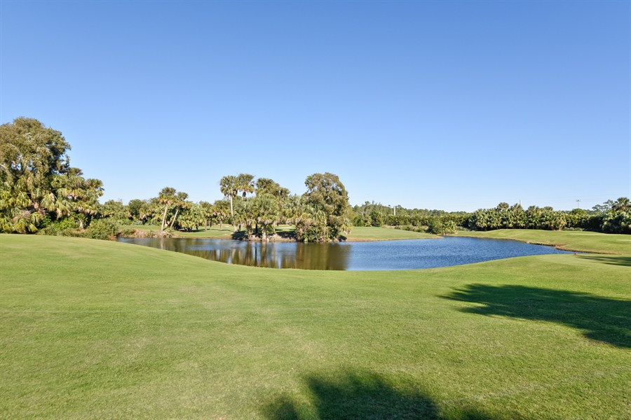 Real Estate Photography - 9111 Baybury Ln,, West Palm Beach, FL, 33411 - Lake View