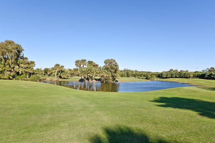 Real Estate Photography - 9111 Baybury Ln,, West Palm Beach, FL, 33411 - Lake View