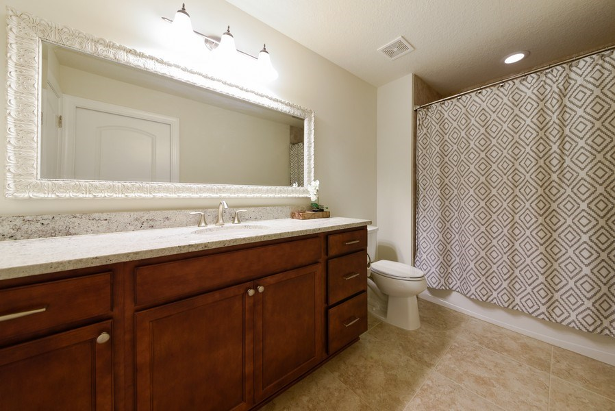 Real Estate Photography - 206 Alcove point lane, Jupiter, FL, 33478 - 3rd Bathroom
